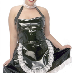 French Maid Costume Plus Size