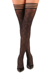 Kix'ies Tiffany Thigh High Tights