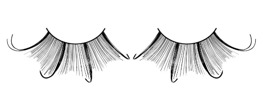 Baci False Eyelashes BC-488