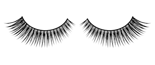 Baci Eyelashes, Black Premium Eyelashes, BC652