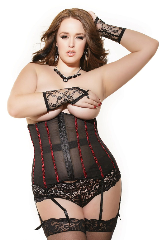 Sexy Lingerie for Curves ships from the Greater Toronto area