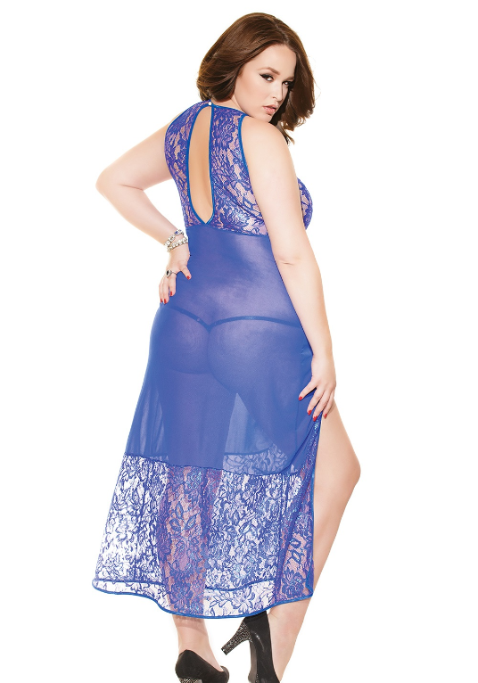 Plus Size Lingerie in Queen Size, OS/XL
