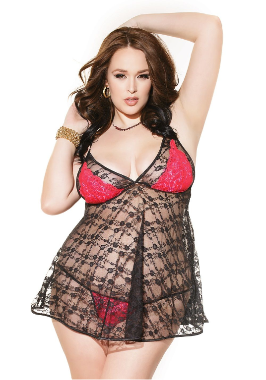 Buy Sexy Lingerie for Curves that ships from the Greater Toronto area