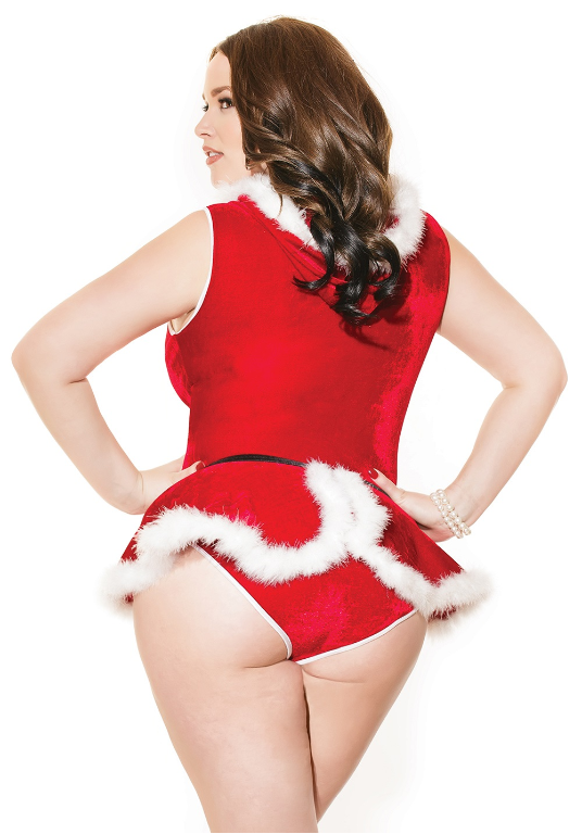 Sexy Lingerie for Curves for the Holiday from Canada in CDN$