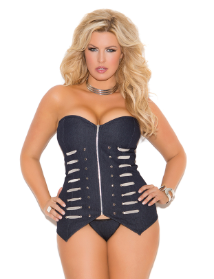 Sexy Corset for Curves