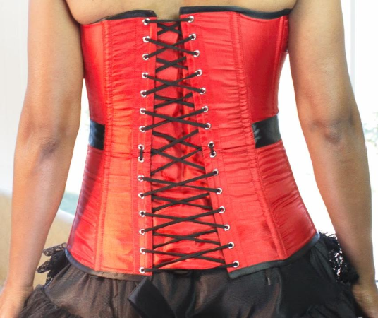 Corset in Red