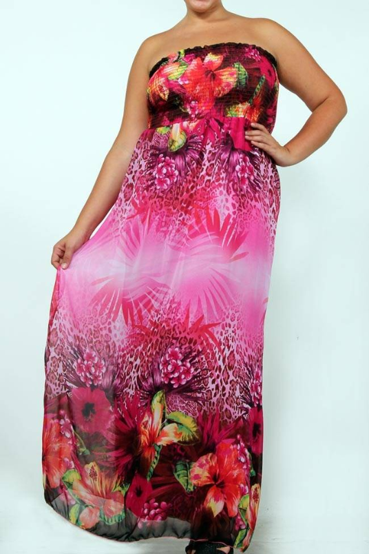 Plus Size Clothing Canada, Maxi Dress