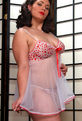 Plus Size Babydoll in Sizes 1, 2X, 3X