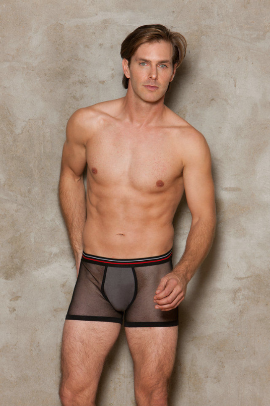 Men's Mesh Boxer Brief