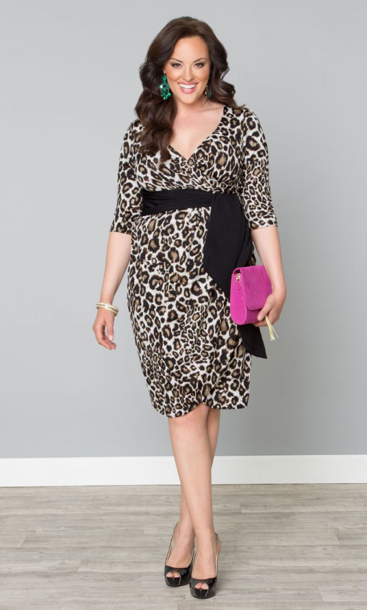 Canadian Plus Size Fashion, Plus Size Dress  - 0X, 1X, 2X, 3X