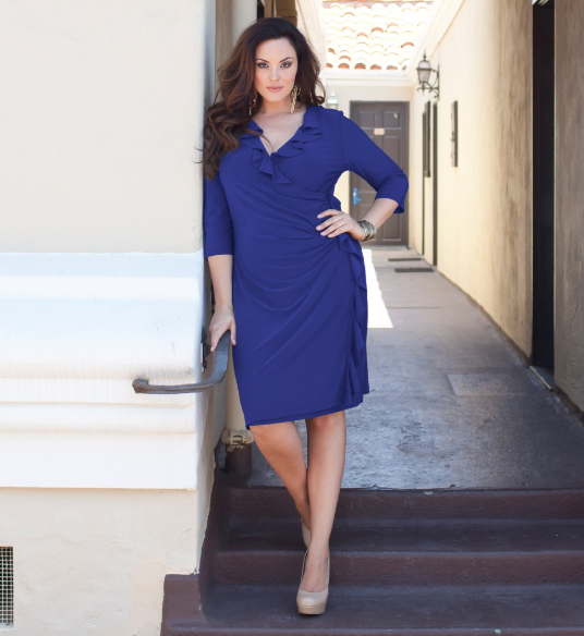 Kiyonna Plus Size Dress
