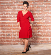 Vivienne Cinch Dress - Plus Sizes