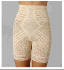 High Waist Leg Shaper Extra Firm Shaping