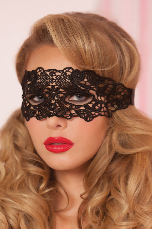 Eye Mask to add to your plus size lingerie collection