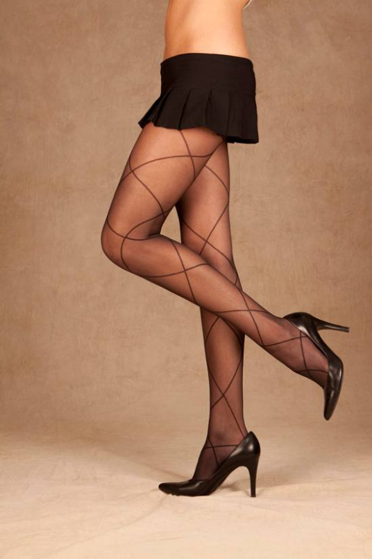 Plus Size Hosiery / Pantyhose in Queen Size by Elegant Moments
