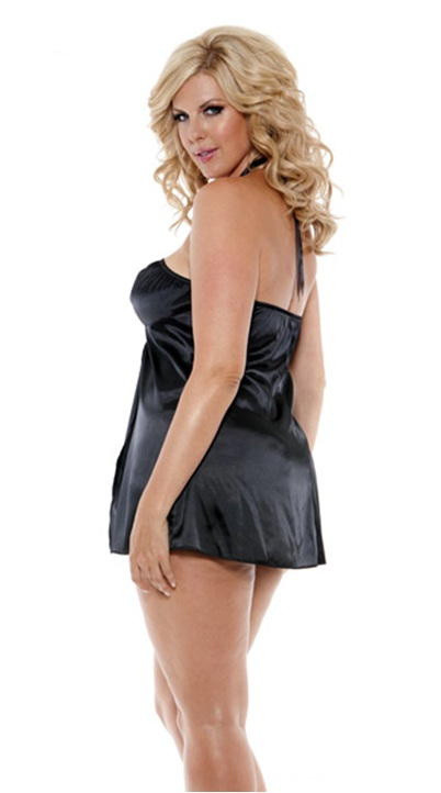 Plus Size Fashions - Plus Size Lingerie