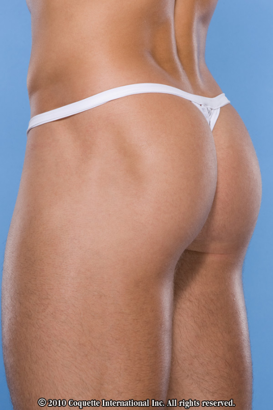 Men's Thong - Zaak, Rear View