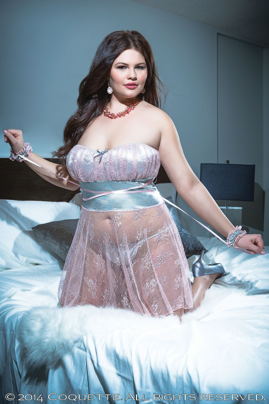 Gorgeous Lingerie for Plus Sizes in Canada