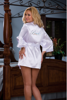 Bride Robe Kit