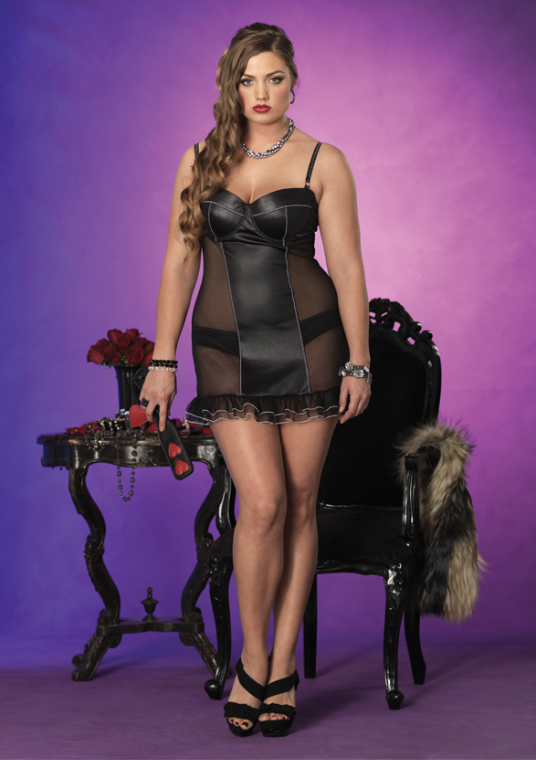 Plus Size Lingerie in 1X, 2X, 3X, 4X