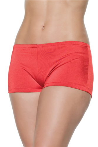 Plus Size Panty in Red by Seven Till Midnight