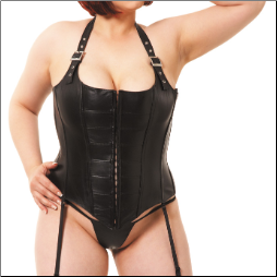 Allure Leather Corset - 11-109X
