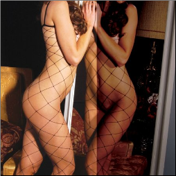 Lycra Seamless Bodystocking
