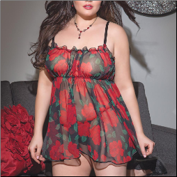 The Secret Garden Coquette Babydoll