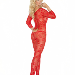 Plus Size Bodystocking