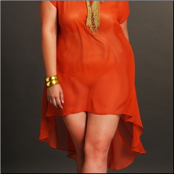 Plus Size Cover-Up
