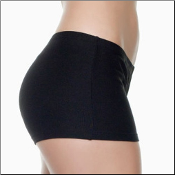 Microfibre Boyshorts in Plus Sizes